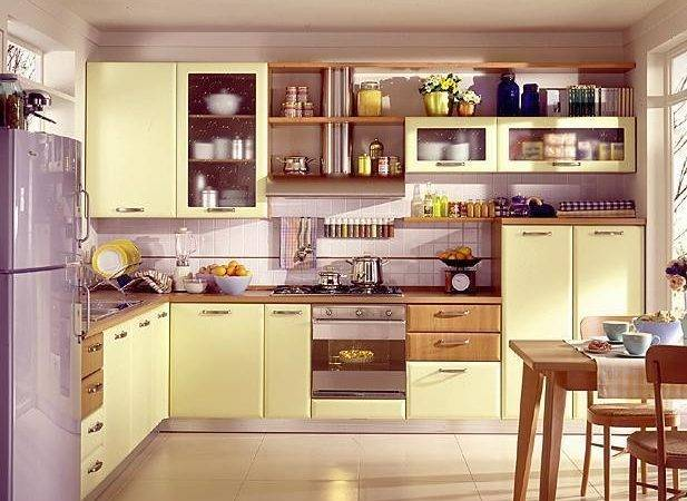 Small Modular Kitchen Cabinets Kitchenidease