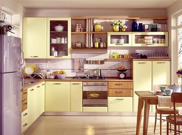 Small Modular Kitchen Cabinets Kitchenidease