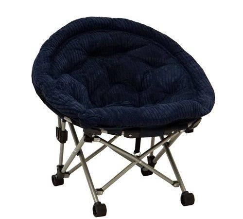 Small Moon Chair Comfortable Unique Fun
