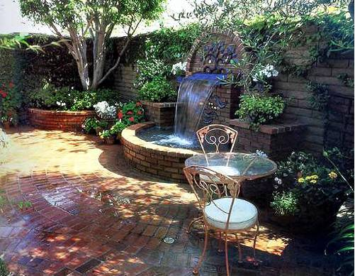 Small Pond Designs Waterfalls Pool Design Ideas