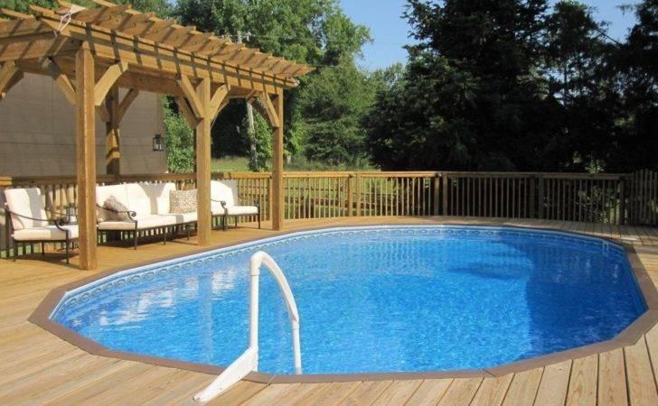 Small Pool Designs Yards Inground Swimming Pools