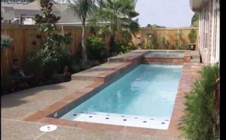 Small Pool Designs Yards Smallest Inground Ideas
