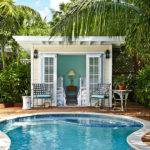 Small Pool Houses Pinterest House Plans