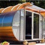 Small Prefab Metal Homes Dzuls