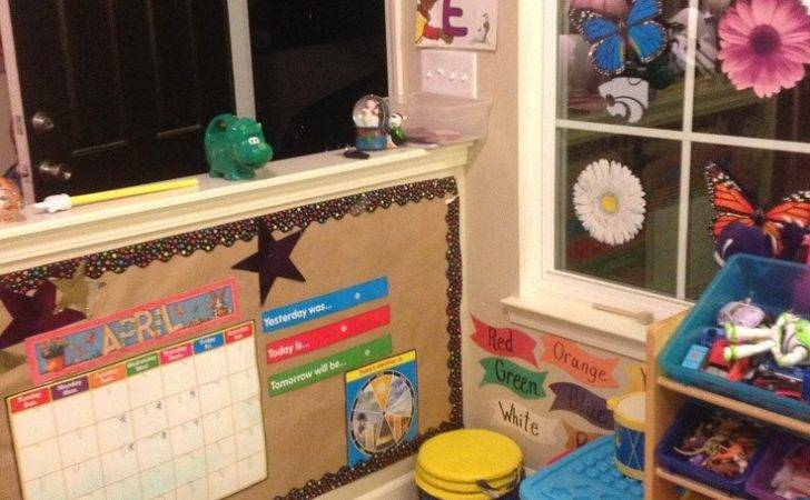 Small Room Home Daycare Layout Childcare Ideas Pinterest