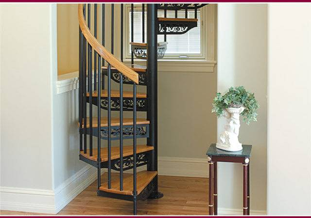 Small Scale Homes Space Saving Stairs Ladders