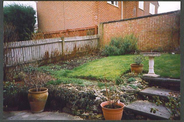 Small Sloped Garden Ideas Sloping Front Design