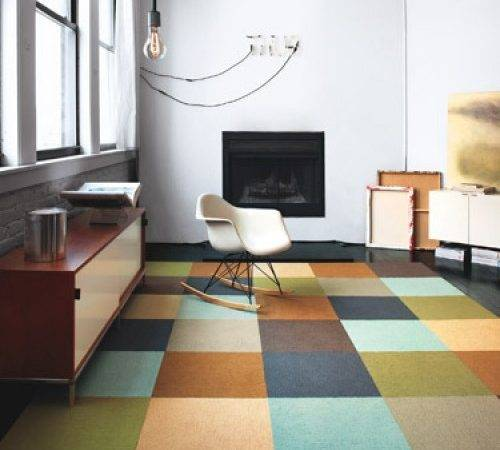 Small Space Big Impact Flor Tiles Downsize