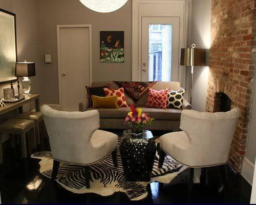 Small Space Big Style Spaces Pinterest