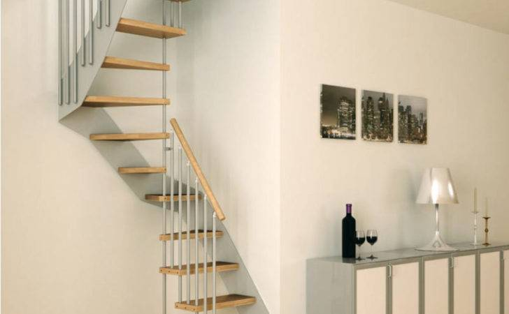 Small Space Stairs Pinterest