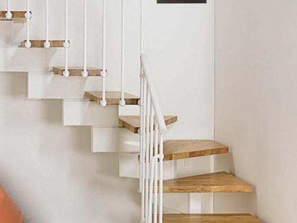 Small Space Stairs Spaces Stair Design Loft