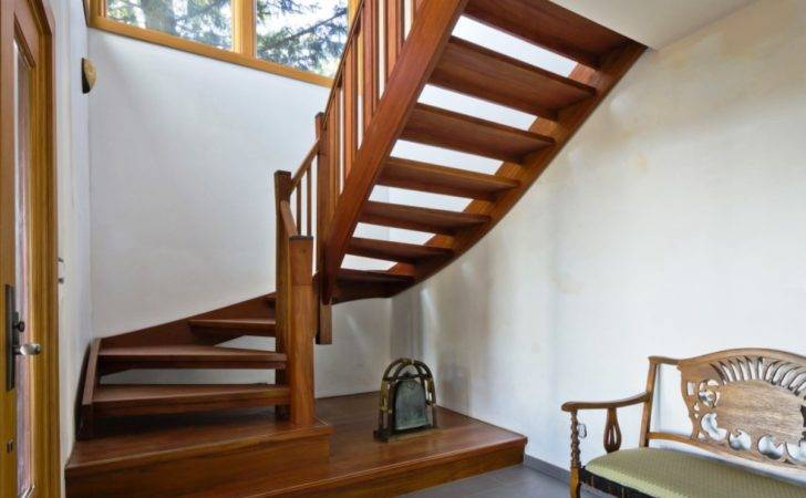 Small Spaces Spiral Staircases Design Ideas