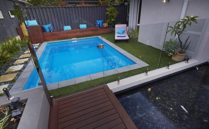 Small Square Pool Nana Workshop