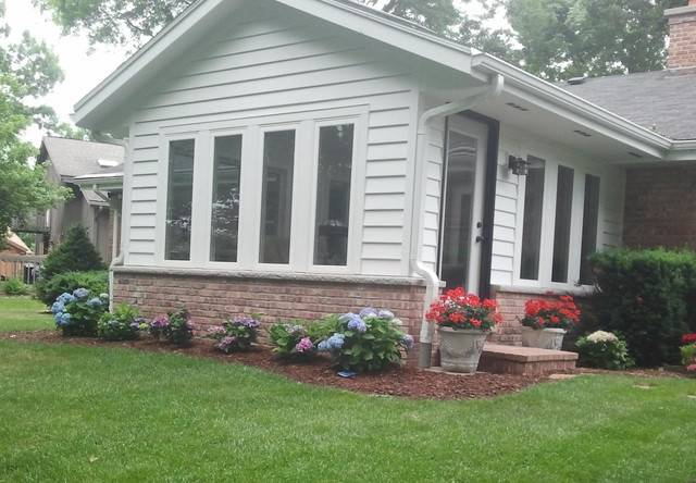 Small Sunroom Addition Muskego Traditional Milwaukee
