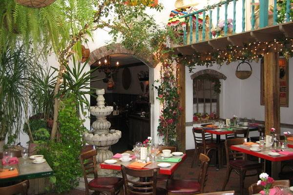 Small Sunroom Ideas Patio Mexican Style Backyards