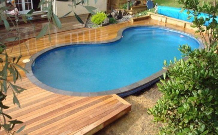 Small Swimming Pool Designs Ideas Home Backyards Modern
