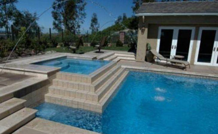 Small Swimming Pools Designs Pool Above Home Design Ideas