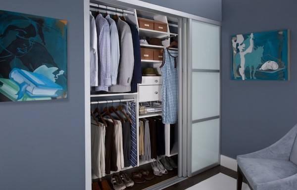 Smaller Closet Can Help Save Money