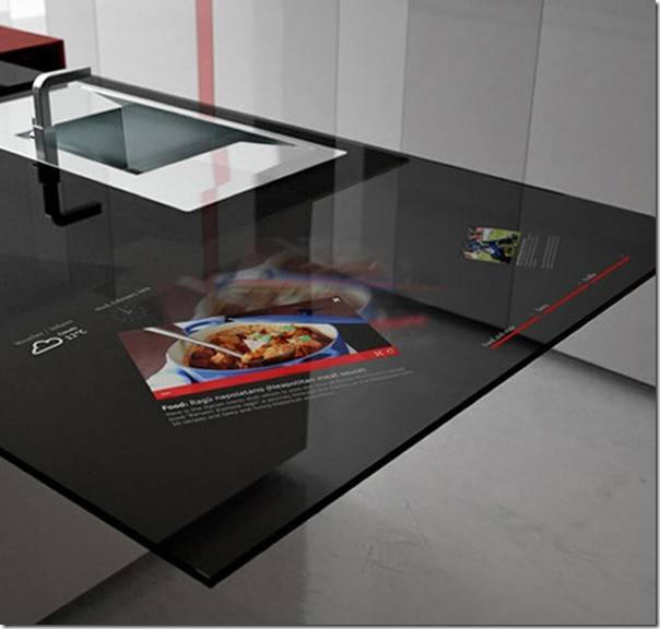 Smart Kitchen Future Technology