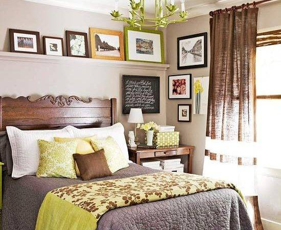 Smart Tips Decorate Small Bedrooms Bedroom