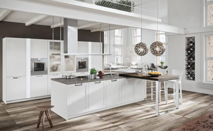 Snaidero Bay Area European Kitchen Lux Classic