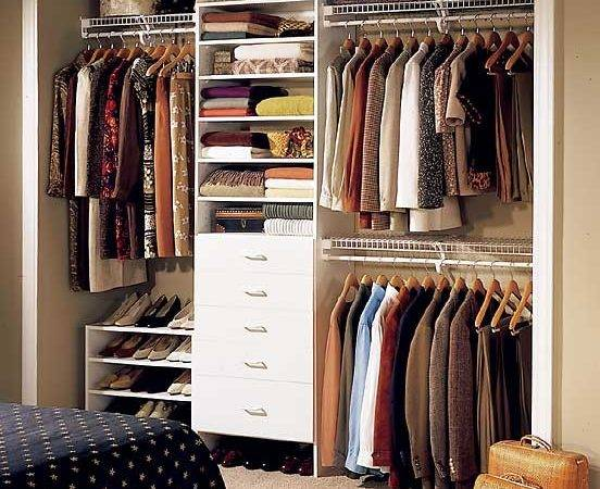 Sneaky Ways Organize Your Closets Small Room Furniture