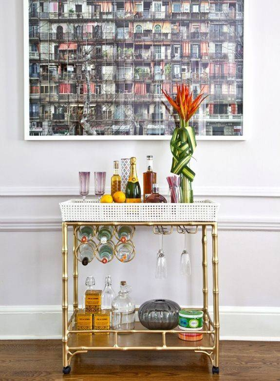 Society Social Bar Cart Makes Smile Pinterest