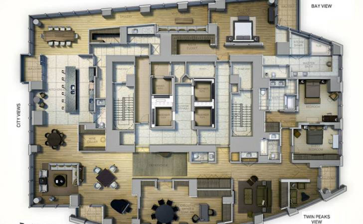 Socketsite Unofficial Penthouse Plan Challenge Life Box
