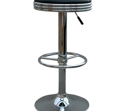 Soda Fountain Bar Stool Model