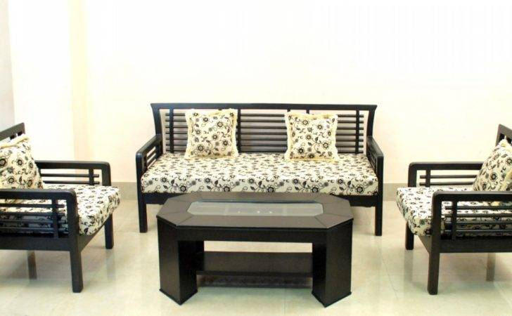 Sofa Design Awesome Modern Wooden Set