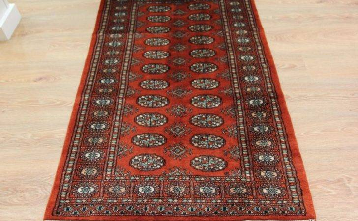 Soft High End Traditional Persian Wool Rugs Small Unique Red Oriental