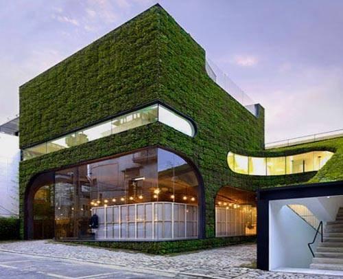 Solar Heat Interior Design Architecture Furniture House