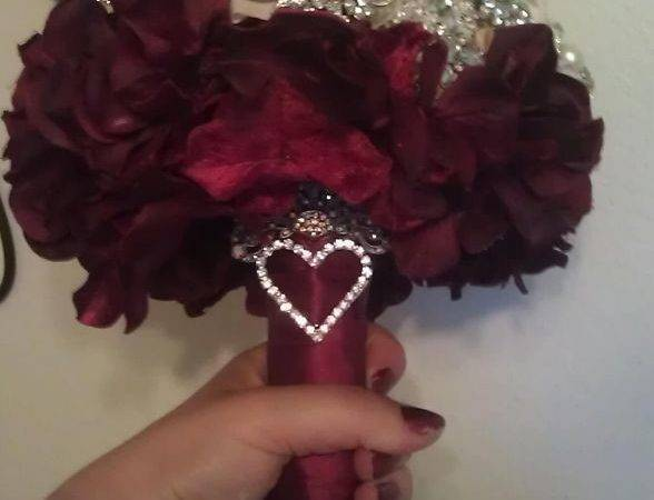 Sold Gold Brooch Bouquet Here New Final Lol