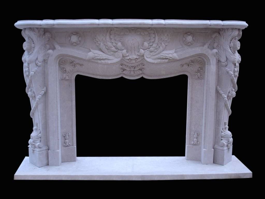 Solid Carved Marble Ornate Fireplace Buy