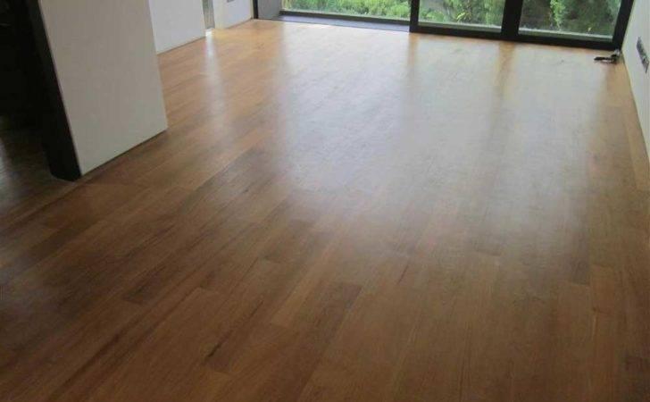 Solid Teak Strips Laminate Flooring Ideas