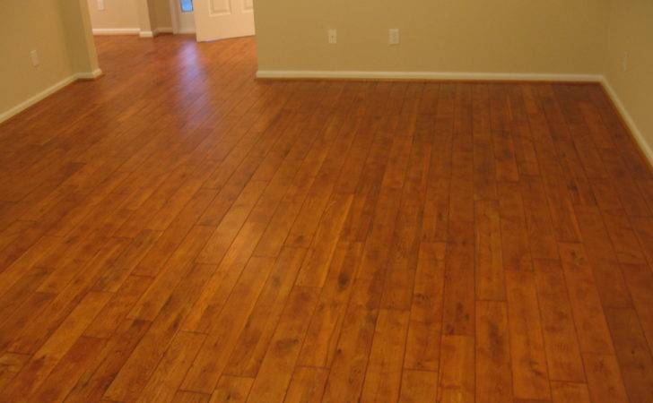 Solid Wood Flooring Birch Real Laying