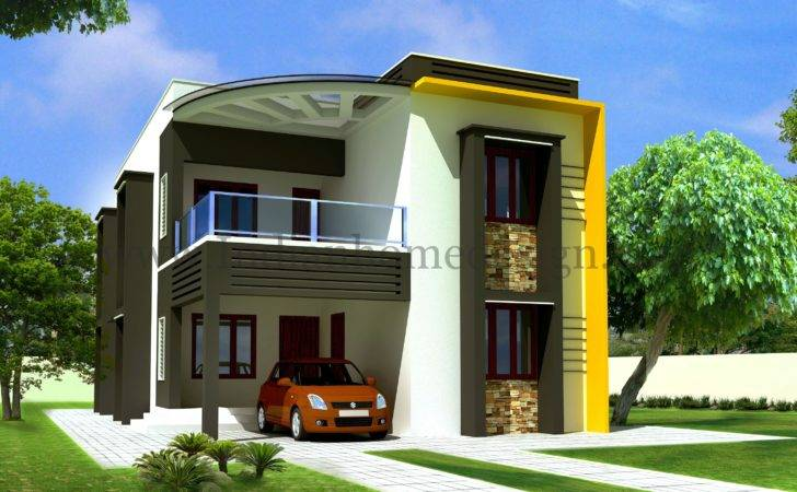 Solution House Plans Duplex Design India Plan Pangaea