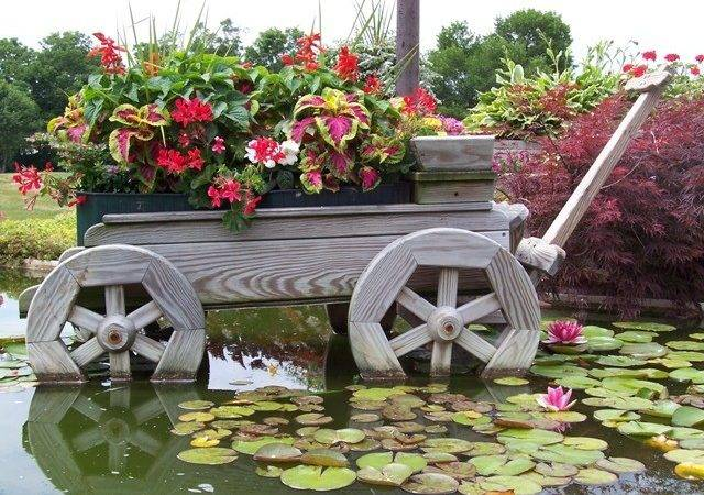 Some Creative Garden Ideas Make Beautiful