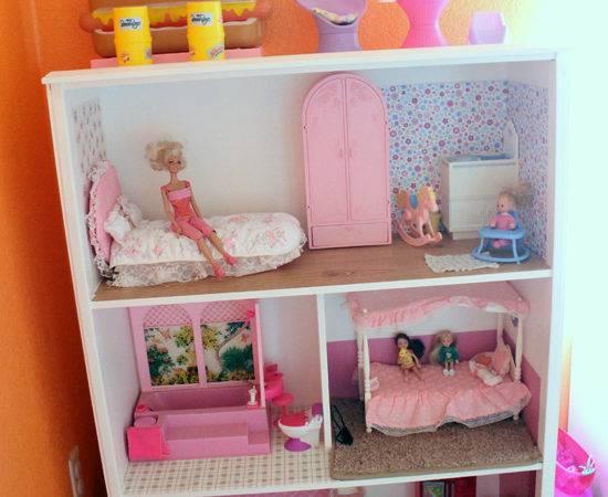 Someday Crafts Diy Barbie House