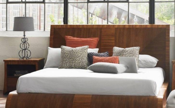 Somerton Dwelling Milan Platform Bed Broadway Furniture