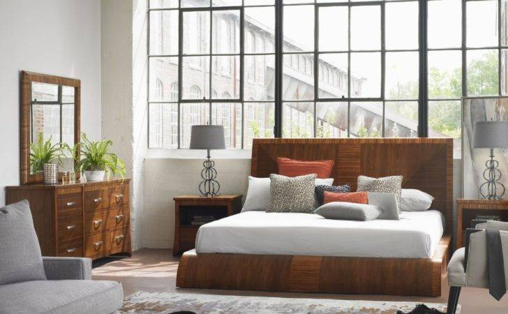 Somerton Furniture Milan Platform Bed Broadway