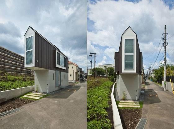 Something Amazing Awesome Minimalist Small House Tokyo