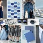 Something Blue Palette Shades Gray White