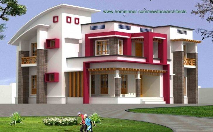 South Indian Bungalow Design Penting Ayo Share
