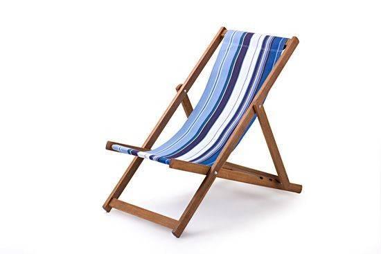 Southsea Deckchair Woven Cotton