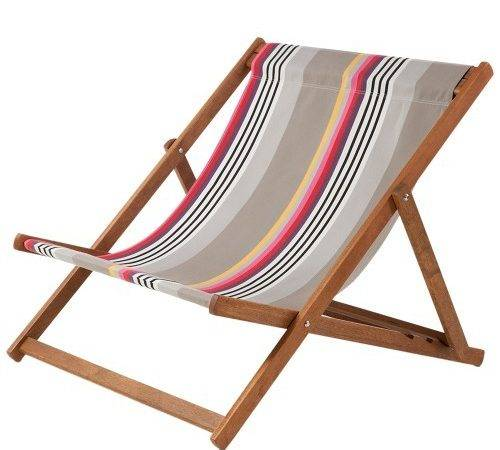 Southsea Deckchairs Luxury Garden Furniture Houseology