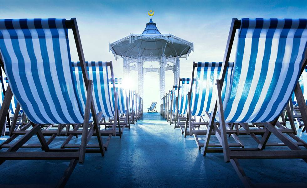 Southsea Deckchairs Made England Wideboy