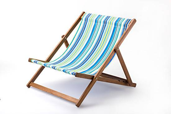 Southsea Deckchairs Wideboy Deckchair Made Two England