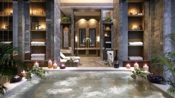 Spa Designs Design Hotel Plans Interior