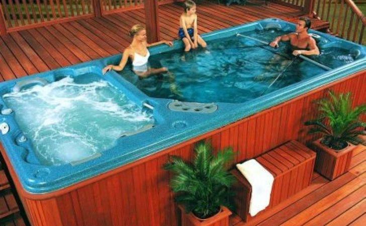 Spa Pools Photos Here Swim Combo Both